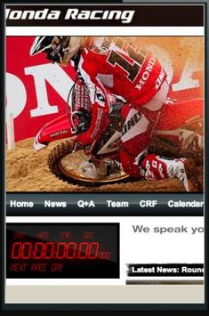 Honda Motocross Owners screenshot 2