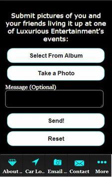 Luxurious Entertainment apk screenshot