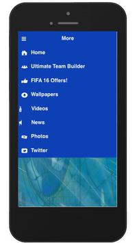 A Companion for FIFA number 16 screenshot 1