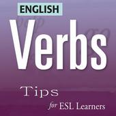 ESL Tips Verbs icon
