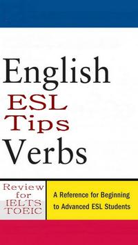 ESL Tips Verbs apk screenshot