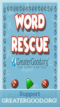 Word Rescue poster