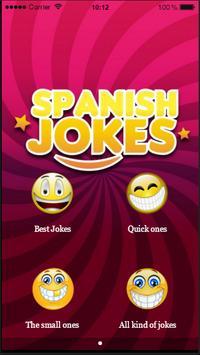 Spanish Jokes poster