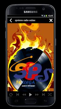 SPSTEREO RADIO apk screenshot