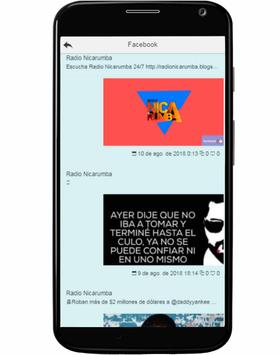 Nicarumba Digital screenshot 2