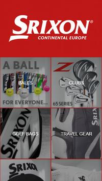 SRIXON EU Catalogue poster
