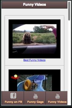 Funny Videos App apk screenshot