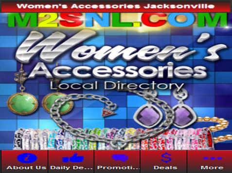 WOMEN ACCESSORIES JACKSONVILLE apk screenshot