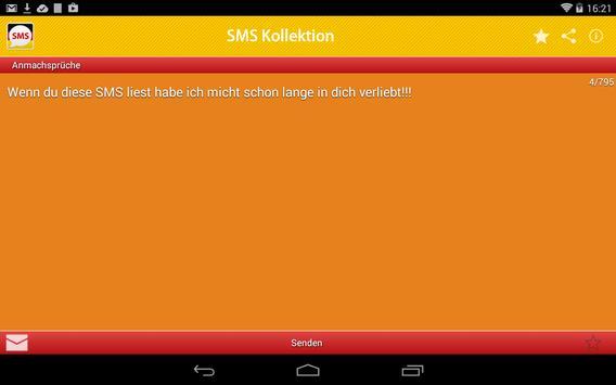 SMS Nachrichten apk screenshot