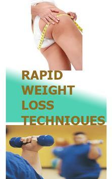 Rapid Weight Loss Techniques apk screenshot