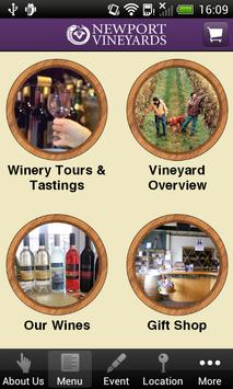 Newport Vineyards-Winery Tours screenshot 2
