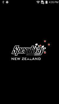 Speedway NZ poster