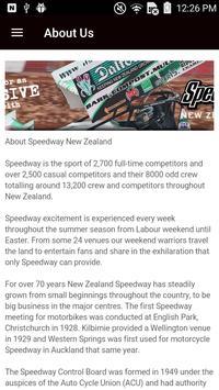 Speedway NZ apk screenshot