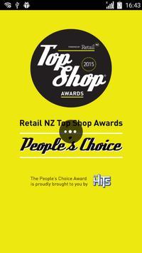 Retail NZ poster