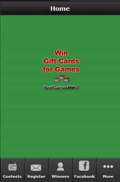 Win Gift Cards for Games for Android - APK Download