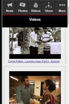 Crime News apk screenshot