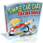 Simple Car Care Tip and Advice icon