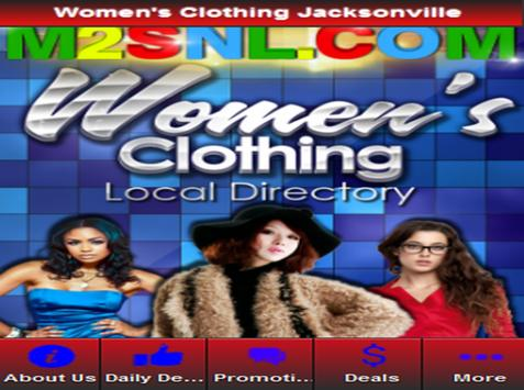 WOMEN'S CLOTHING JACKSONVILLE apk screenshot