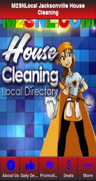 CLEANING SERVICES JACKSONVILLE poster