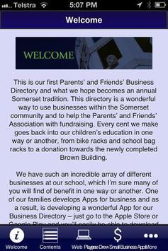 Somerset Business Directory screenshot 1