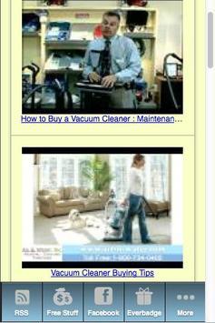Vacuum Cleaner apk screenshot