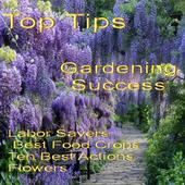 Top Tips For Garden Success ícone