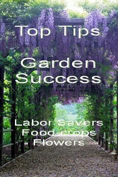 Top Tips For Garden Success capture d'écran 3