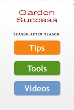 Top Tips For Garden Success スクリーンショット 1