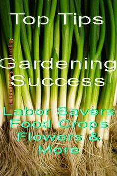 Top Tips For Garden Success imagem de tela 2