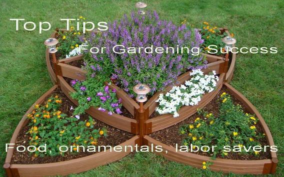 Top Tips For Garden Success imagem de tela 4