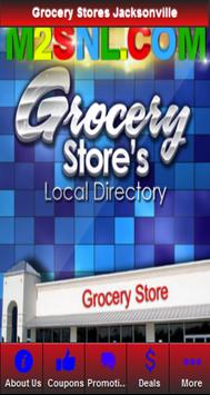 Grocery Stores Jacksonville poster