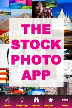 The Stock Photo App poster