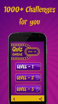 Quiz Contest screenshot 2