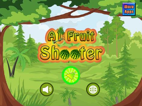 A1 Fruit Shooter poster
