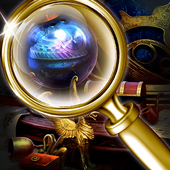 Vintage Mystery Hidden Objects icon