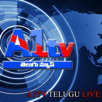 A1 Tv Telugu Live App poster