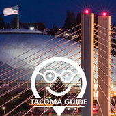 Tacoma City Guide App FREE icon