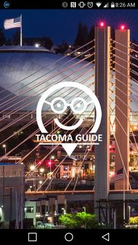 Tacoma City Guide App FREE poster