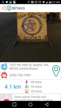 Tacoma City Guide App FREE apk screenshot