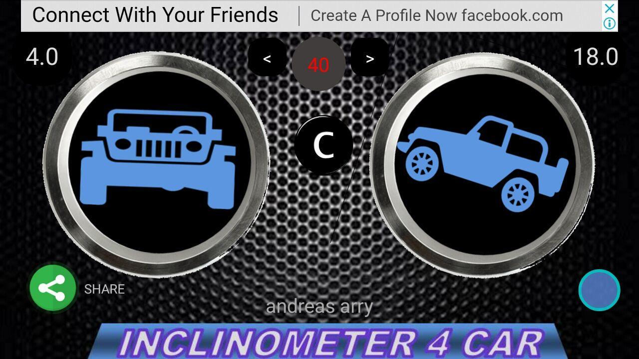 Inclinometer for Car for Android - APK Download