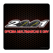 2001 Oficina Multimarcas e GNV icon