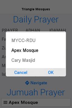 Triangle mosques screenshot 1