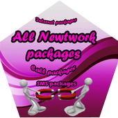 All Network Packages(pak) icon