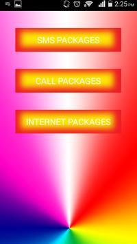 All Network Packages(pak) apk screenshot