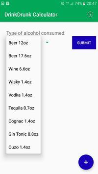 DrinkDrunk  Test apk screenshot