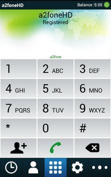 a2fone Platinum screenshot 1