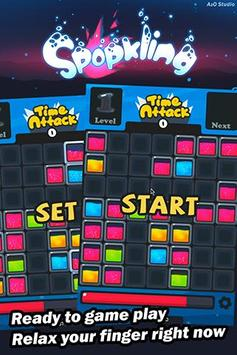PUZZLE SPOPKLING FREE poster