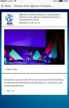 Reyes & Sacerdotes poster