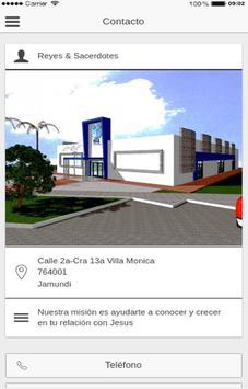 Reyes & Sacerdotes apk screenshot
