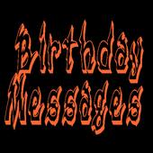 Happy Birthday Messages icon